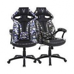 Silla Gaming Woxter Stinger Station Army