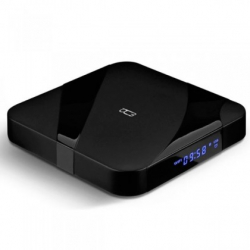 Chollo - Smart TV Box MD09TV 4K Bluetooth wifi negro
