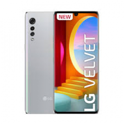 Chollo - Smartphone LG Velvet 6GB 128GB Aurora Silver - LMG910EMW.AIBRAS