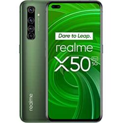 Chollo - Smartphone Realme X50 Pro 5G 8GB 128GB Moss Green