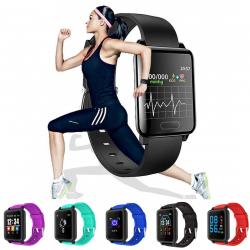 Chollo - Smartwatch Kloius con Pulsómetro/Presión Sanguínea/Calorías