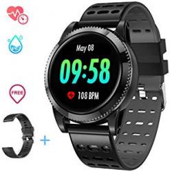Chollo - Smartwatch Multideporte Gokoo Sdafaew (Pulsómetro/Oxímetro/Presión Sanguínea)
