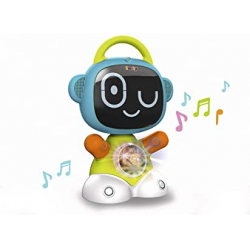 Chollo - Smoby Smart Robot Tic Educativo (190104)