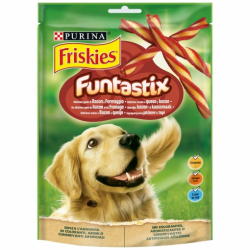 Chollo - Snack para perros Purina Friskies Funtastix (175g)