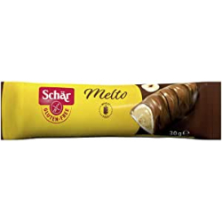 Chollo - Snack sin gluten Ondulé barrita rellena 30g Dr. Schar