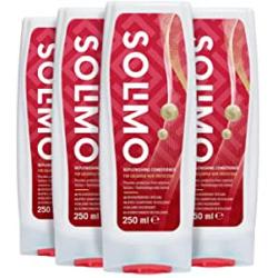 Chollo - Solimo Acondicionador revitalizante para cabello teñido Pack 4x 250ml | 60000879