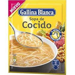 Chollo - Sopa de cocido Gallina Blanca 72g