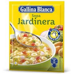 Chollo - Sopa jardinera Gallina Blanca (71g)
