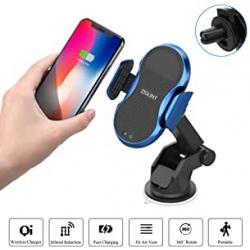 Chollo - Soporte Cargador Inalámbrico para Smartphone Ziglint
