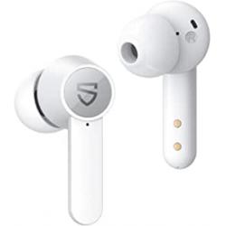 Chollo - SoundPEATS Q-White Auriculares TWS BT5.0