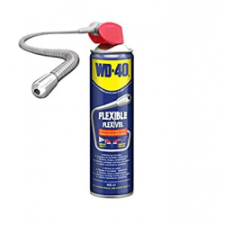 Chollo - Spray lubricante multiuso WD-40 con Cánula flexible (400ml)