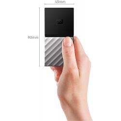 Chollo - SSD 256GB WD My Passport USB 3.1/Tipo-C