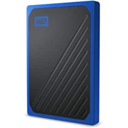 Chollo - SSD 500GB Western Digital My Passport Go USB 3.0
