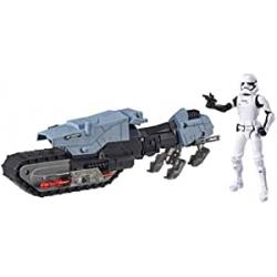 Chollo - Star Wars Episodio 9 First Order Driver y Treadspeeder | Hasbro E3030