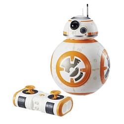 Chollo - Star Wars Figura Deluxe Droide BB-8 Teledirigido