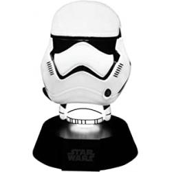 Chollo - Star Wars Icon Stormtrooper Primera Orden Lámpara | Paladone PP6294SWN