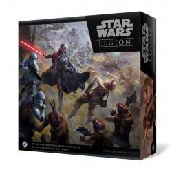 Chollo - Star Wars Legion Fantasy Flight Games Juego de Mesa (FFSWL01)