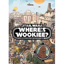 Chollo - Star Wars Where's Wookiee?