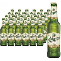 Chollo - Staropramen Premium Cerveza Lager Botella Pack 24x 33cl