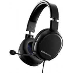 Chollo - Steelseries Arctis 1 Auriculares gaming Negro Azul | 61428