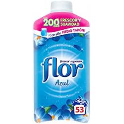 Chollo - Suavizante concentrado Flor Azul Frescor Superior 53 lavados