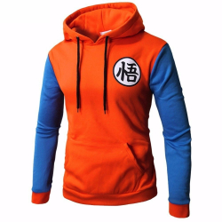 Chollo - Sudadera con Capucha Dragon Ball Z