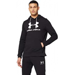 Chollo - Sudadera con capucha Under Armour Sportstyle Terry Logo