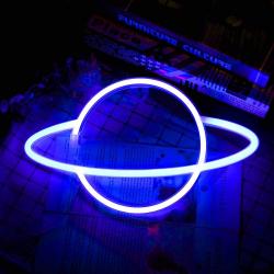 Chollo - Sunsbell LED Planet Neon 30cm