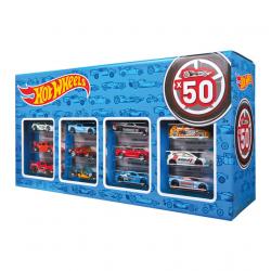 Chollo - Súper Pack Hot Wheels 50 Coches (Mattel V6697)