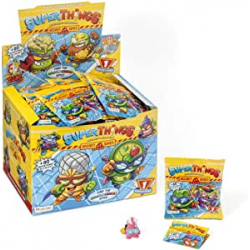 Chollo - SuperThings Rivals of Kaboom: Secret Spies display 50 figuras coleccionables - PST6D850IN01