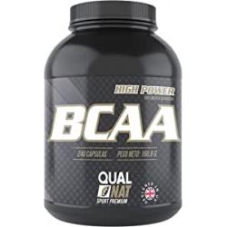 Chollo - Qualnat BCAA con Vitaminas B2 y B6 240 cápsulas