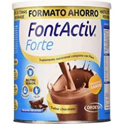 Chollo - Suplemento nutricional Fontactiv Forte Chocolate 800g
