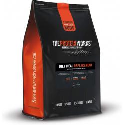 Chollo - Sustituto de comida dietético The Protein Works 1Kg - POWDIETMRPSTR1KG