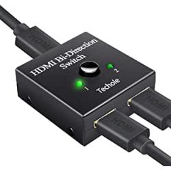 Chollo - Switch HDMI bidireccional Techole - WEBAAM-48