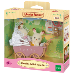 Chollo - Sylvanian Families Gemelos Chocolate