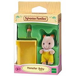 Chollo - Sylvanian Families Hamster Baby - Epoch 5122