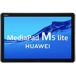 "Chollo - Tablet 10.1"" Huawei MediaPad M5 Lite 4GB 64GB"