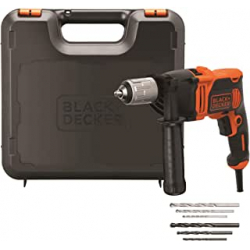 Chollo - Taladro Percutor Black & Decker BEH850K-QS 850W