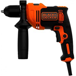 Chollo - Taladro Percutor Black+Decker BEH550 (550W)