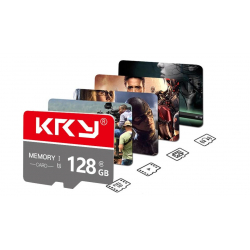 Tarjeta MicroSD 128GB KRY