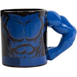 Chollo - Taza Black Panther con brazo 3D Vengadores Endgame - Exquisite Gaming MMFTMR300029