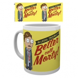 Chollo - Taza Rick & Morty Better Call Morty