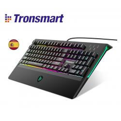 Chollo - Teclado Gaming RGB Tronsmart TK09R Switch Blue