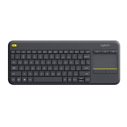 Chollo - Teclado inalámbrico Logitech K400 Plus