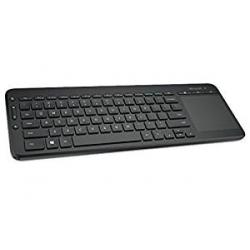 Teclado Microsoft All in One Media Keyboard