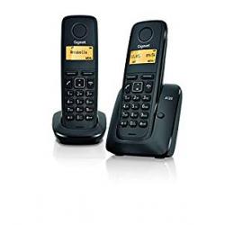 Teléfonos Inalámbricos DECT Gigaset A120 Duo