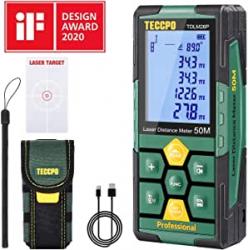 Chollo - Telémetro Láser TECCPO TDLM26P 50m