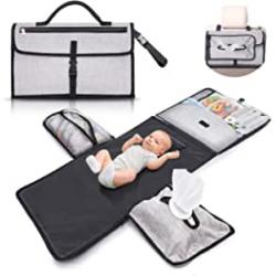Chollo - Tends Cambiador de bebé portátil e impermeable XL