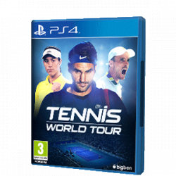 Chollo - Tennis World Tour - PS4
