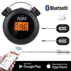 Termómetro Digital de Cocina AGM EasyBBQ Bluetooth